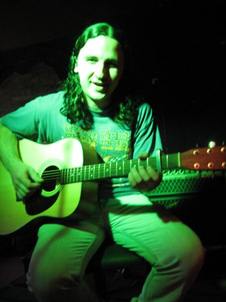 Live at The Noise Bar, Fitzroy in 2009!