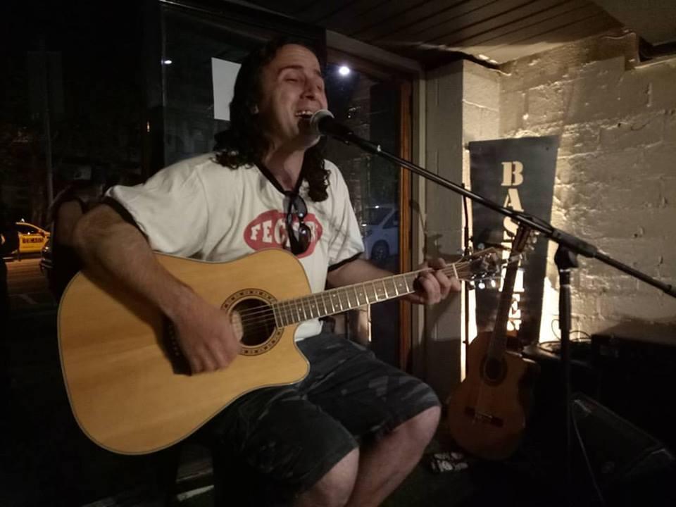Live at The Basement - Jan 2017