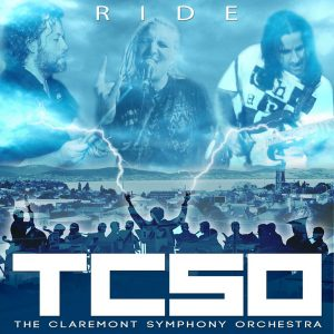 """Artwork for the single """"Ride"""", by TCSO by Dan Verkys!!!"""