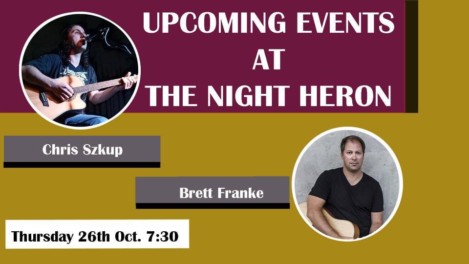 The Night Heron - October 2017