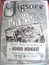 Round Midnight - Jigsore and Thylacine