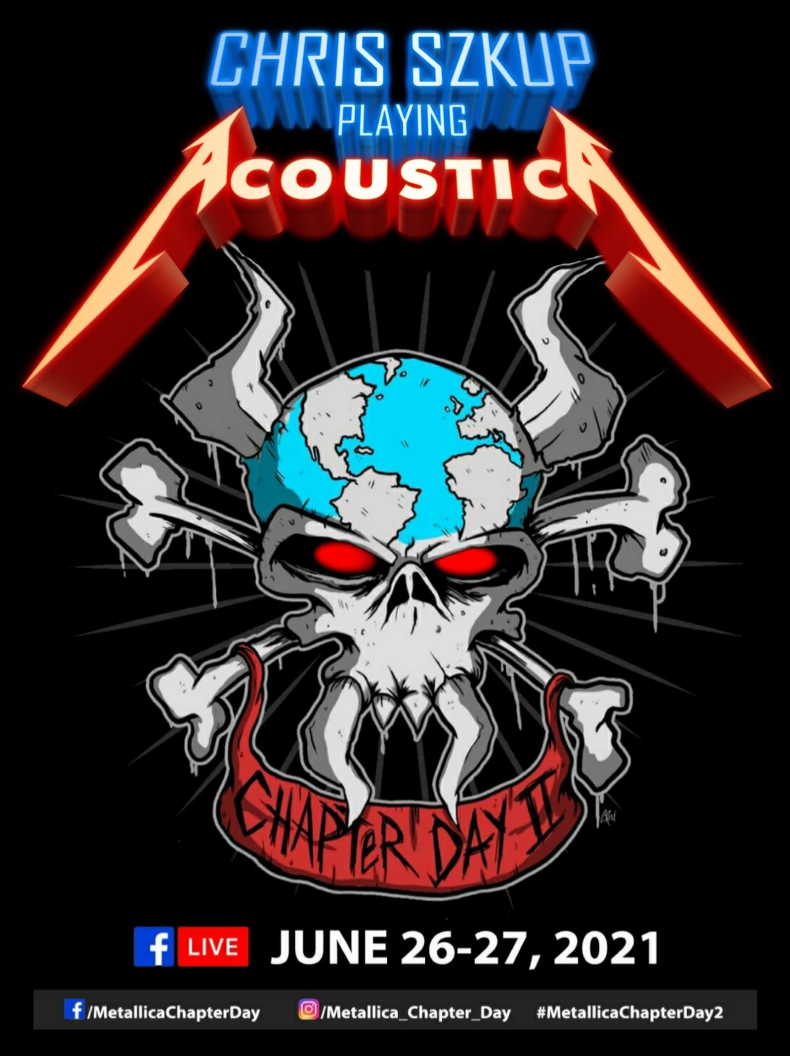Metallica Chapter Day 2 - June 2021